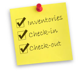 Protect your property by carrying out a good quality inventory at the start of each tenancy
